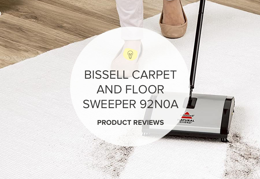 Bissell Carpet And Floor Sweeper 92N0A Reviews