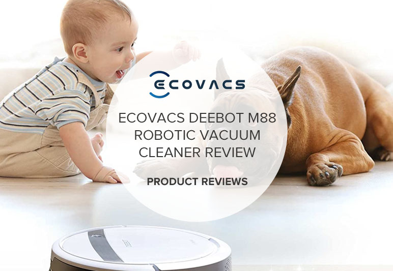 ECOVACS DEEBOT 901 ROBOTIC VACUUM CLEANER WITH SMART NAVI 3.0 REVIEW