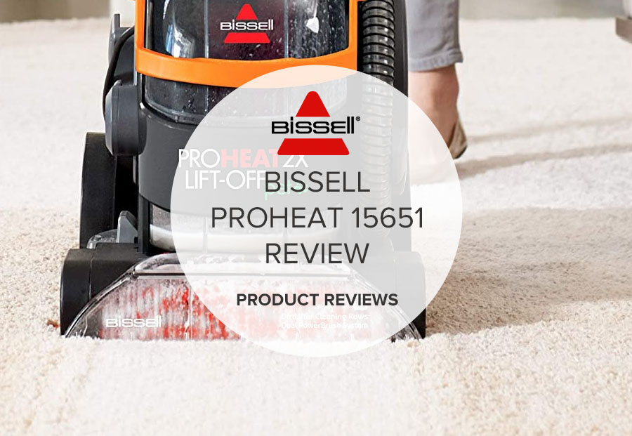 BISSELL PROHEAT 15651 REVIEW