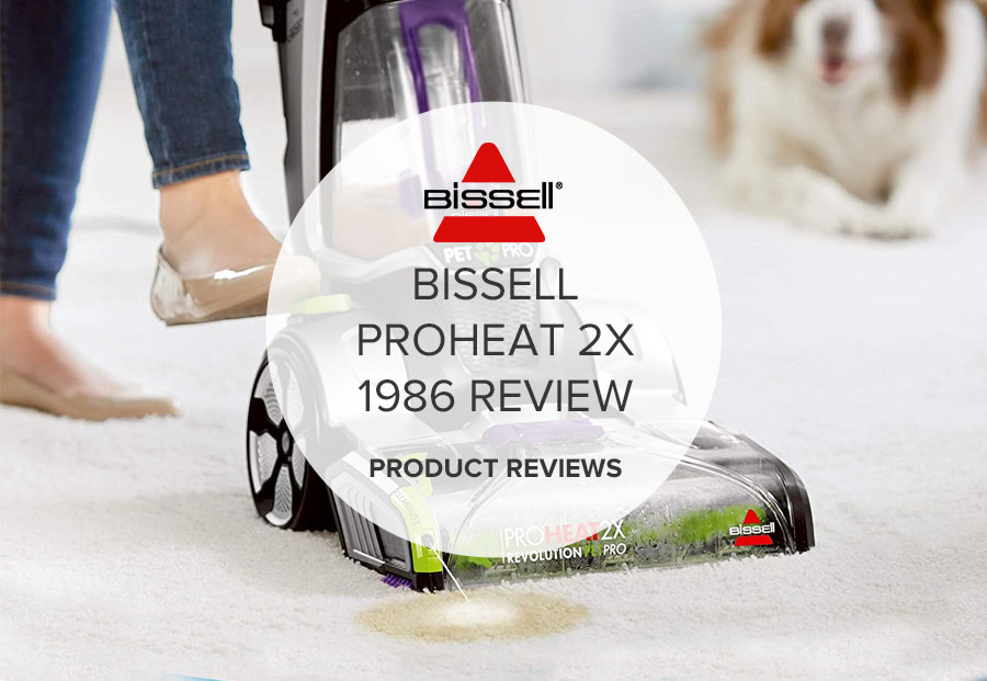 BISSELL PROHEAT 2X 1986 REVIEW