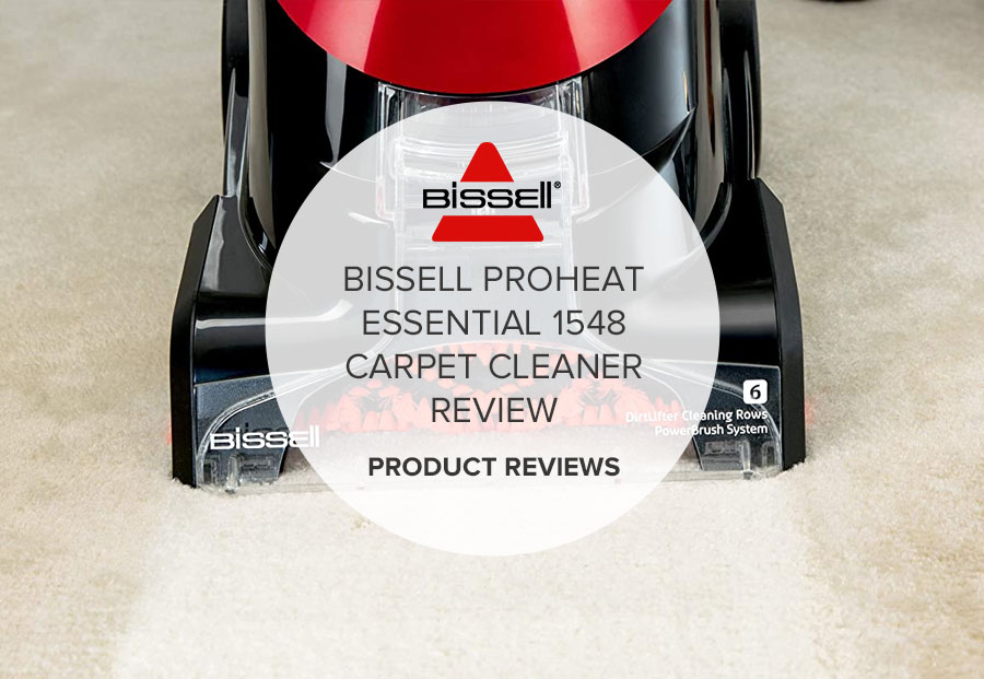 BISSELL PROHEAT ESSENTIAL CARPET CLEANER 1887 REVIEWS