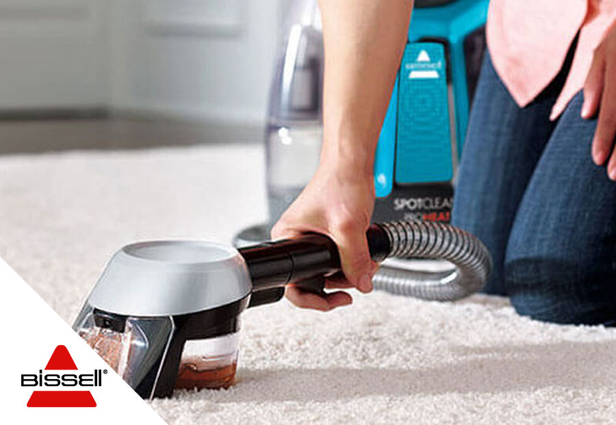 BISSELL SPOTCLEAN PROHEAT 2459 CARPET CLEANER