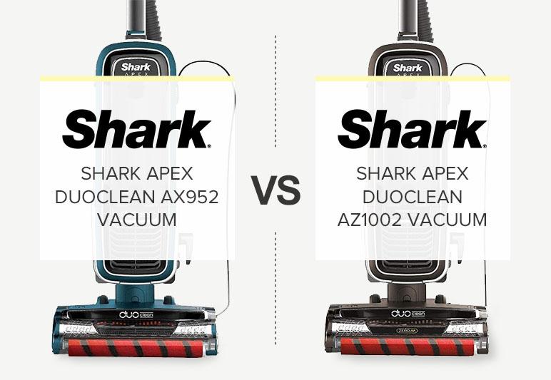SHARK APEX AX952 VS AZ1002 COMPARISON.psd