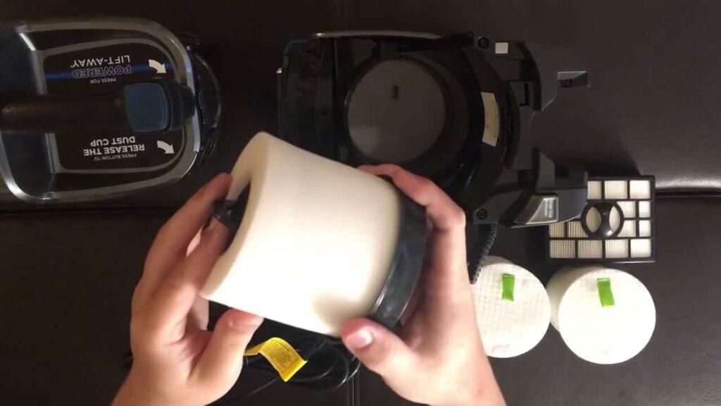 Shark APEX Duoclean filters