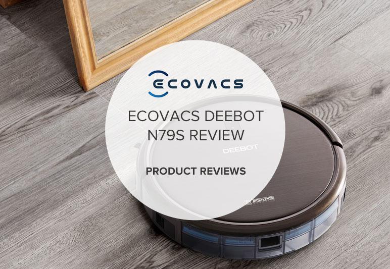 ECOVACS DEEBOT N79S REVIEWS