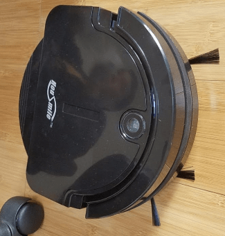 housmile robot vacuum - top view