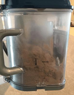 shark nv360 dirty dust cup
