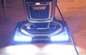 Shark Rotator NV752 LEDs lights