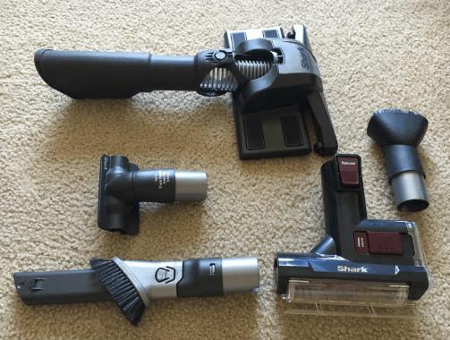 Shark Rotator NV752 full set of accessories