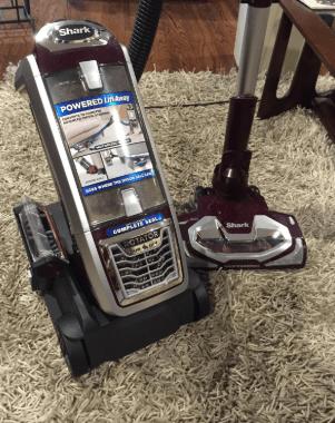 Shark Rotator NV752 canister