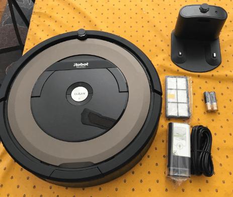 iRobot Roomba 890 Robot Vacuum reviews - Dyson Guide 08  2019