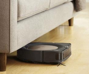 roomba s9+ D navigates better with vslam sensors