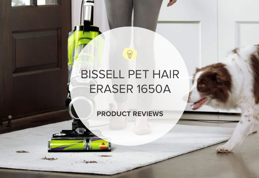 Bissell Pet Hair Eraser 1650A Reviews — Upright Vacuum With Tangle Free Brushroll