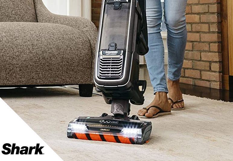 Shark APEX Duoclean Upright Vacuum with Powered Lift-Away and Zero-M Anti-Hair Wrap