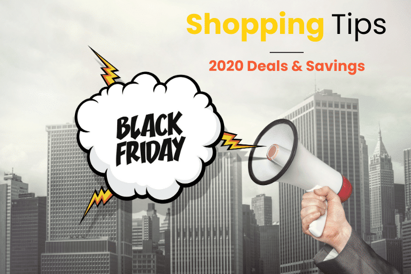 Black friday shopping tips and deals