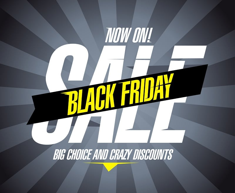 Black Friday sales and deals