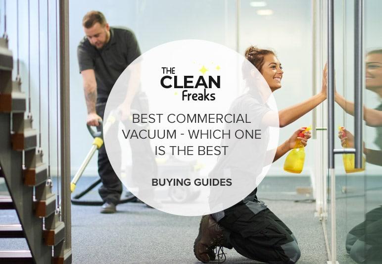 Best Commercial Vacuum