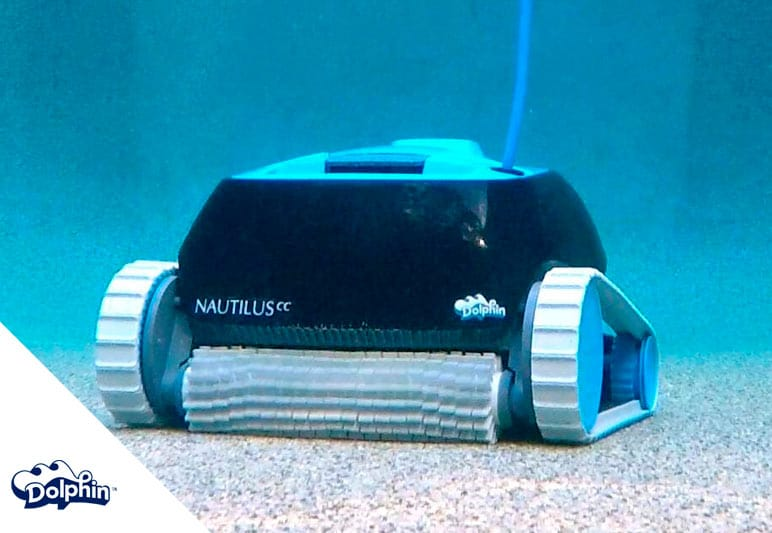 best above ground pool vacuum - Dolphin Nautilus Robotic Pool Cleaner