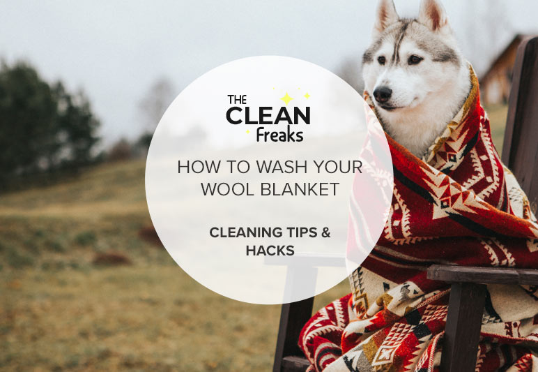 How to Wash Wool Blanket