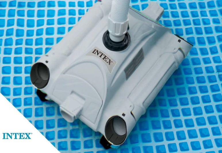 best above ground pool vacuum - Intex Auto Pool Cleaner